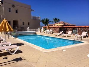 community pool area 2